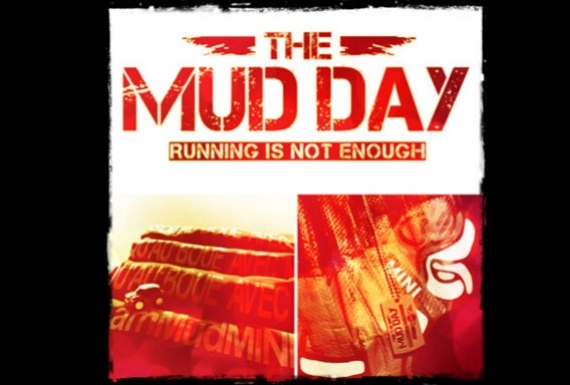 MUD DAY Cabourg  2017